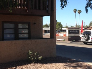Woodbridge Apartments - Phoenix, Arizona - Photo taken by AzCommonLaw